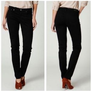Ag Stevie Straight Slim Jeans